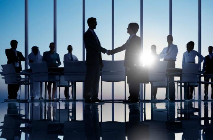 Corporate Venue in resolution